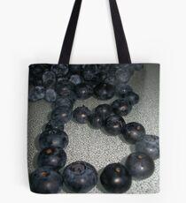B-Blue Tote Bag