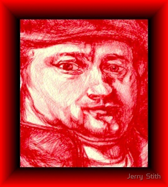 Rembrandt by Jerry  Stith