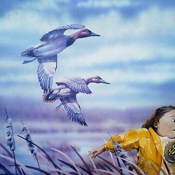 Marsh Madness by GnarledBranch