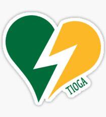 Lager Tioga Sticker