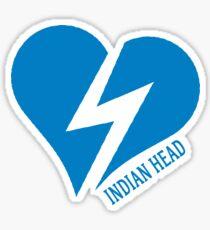 Indian Head Camp Sticker