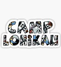 Lager Lohikan Sticker