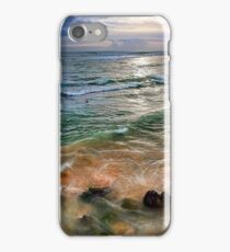 sand and sea love iPhone Case/Skin