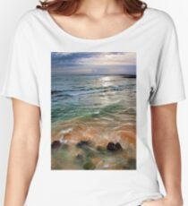 sand and sea love Women's Relaxed Fit T-Shirt