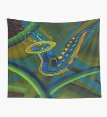 Simplistic Symphony 2 Wall Tapestry