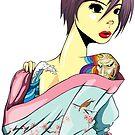 Geisha Tatted by zangetsuBankai