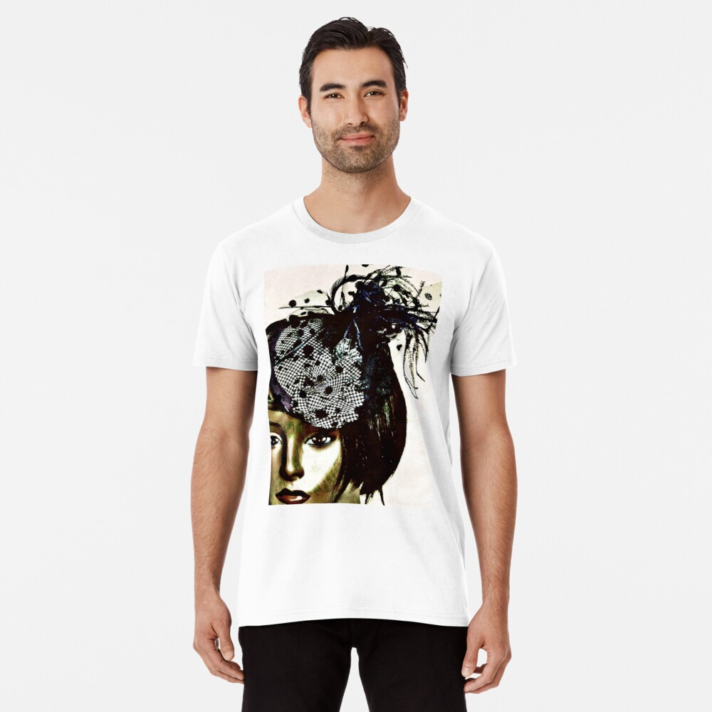 Fashion Gift - Style Warrior - Dollhouse Collection Premium T-Shirt