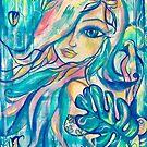 Divine Blue by MarleyArt123