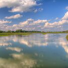 Yahara River Reflections by ECH52