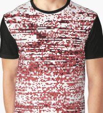 Magitek Armor glitch art Graphic T-Shirt