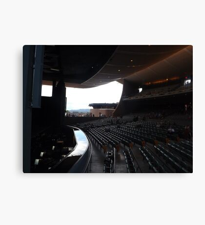 Open-Air Theater, Santa Fe Opera, Santa Fe, New Mexico Canvas Print