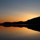 Landscapes: Sunrise (Orange) by tallestrose