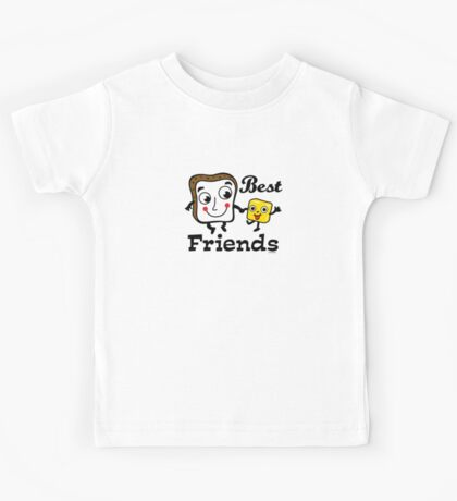 """Bread and Butter """"Best Friends""""  Kids Clothes"""