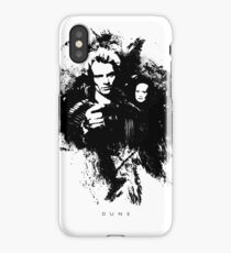 I'll cut you with my blade! iPhone Case