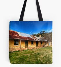 Hartley | Historic Village | Shamrock Inn Cottage 1841 Tote Bag