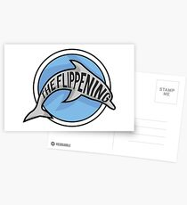 The Flippening Postcards
