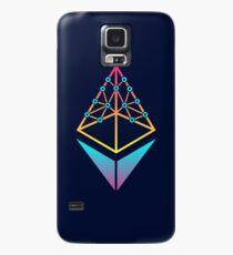 EthHub Logo Case/Skin for Samsung Galaxy