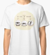 Wooloo Stop Drop Roll  Classic T-Shirt