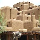 Inn at Loretto, Classic Adobe Hotel, Santa Fe, New Mexico by lenspiro