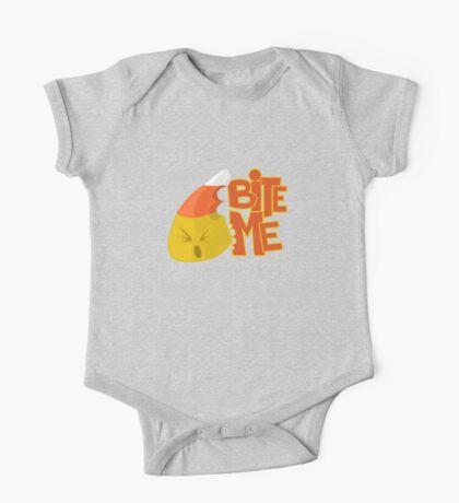 Bite Me - Candy Corn Kids Clothes