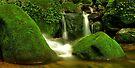 Listen...the stream of joy flows within by Prasad