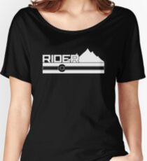 Colorado Rider Women's Relaxed Fit T-Shirt