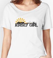 Jersey Girl Women's Relaxed Fit T-Shirt