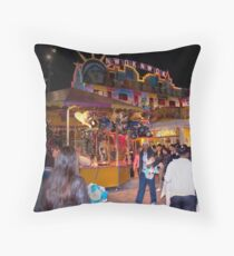 Lost in Amsterdam-NewYork  Throw Pillow
