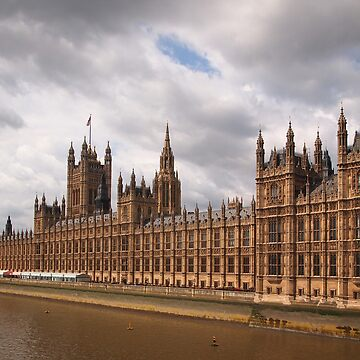 Houses of Parliament by pljvv