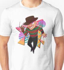 80s Horror Icons- Freddy Krueger T-Shirt