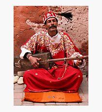 Mystic Music. Photographic Print
