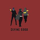 Good Girls Netflix by leeseylee