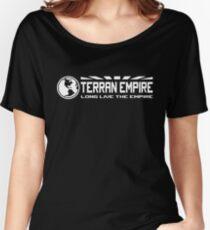 Terran Empire Women's Relaxed Fit T-Shirt