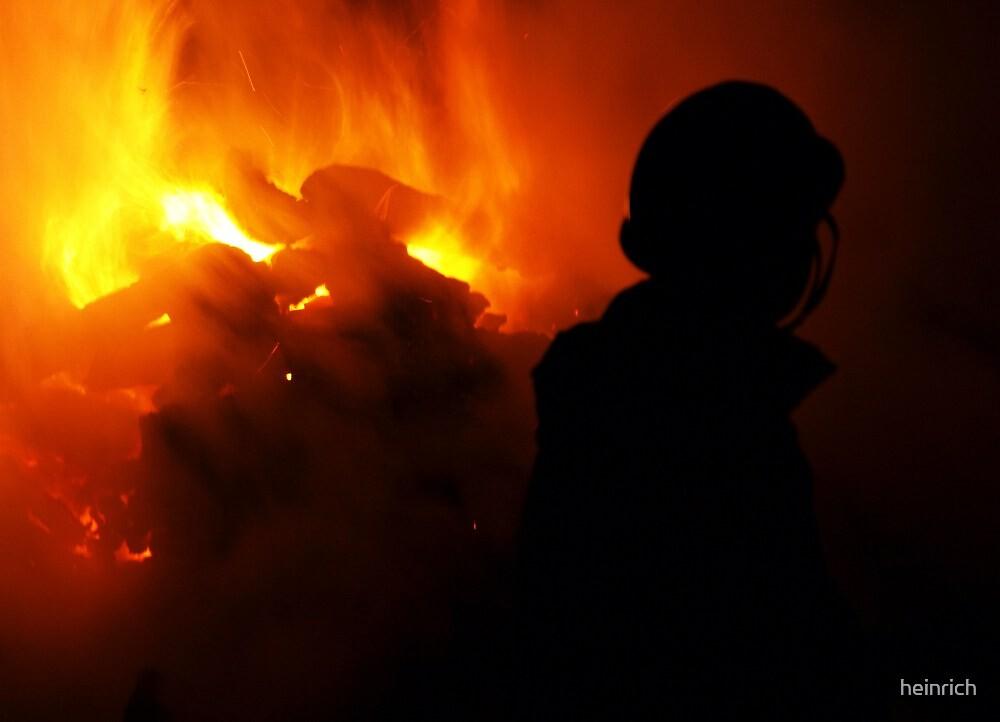 Fire by heinrich