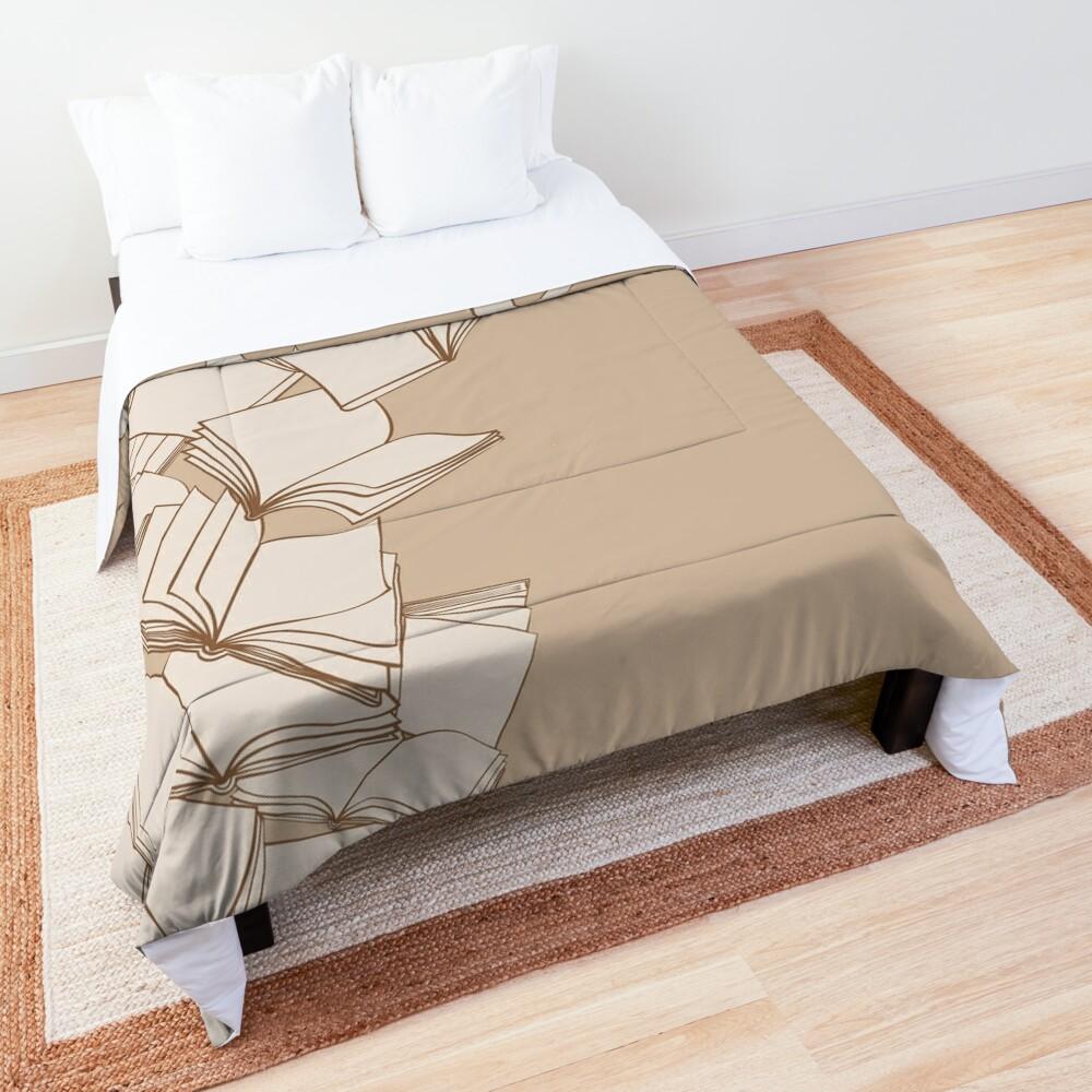 Books Comforter