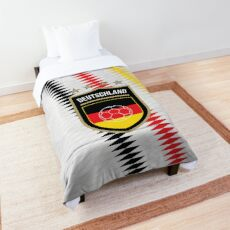 Germany Comforter