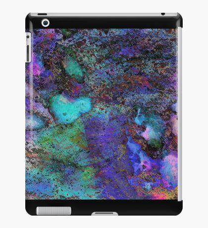 Paw Prints Soft Colours iPad Case/Skin