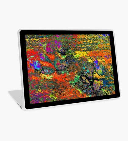 Paw Prints Colour Frenzy Laptop Skin