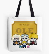 O'BABYBOT: House of Ole Family Tote Bag