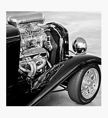 Supercharger Heaven Photographic Print