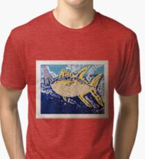 Fish On (After) Tri-blend T-Shirt