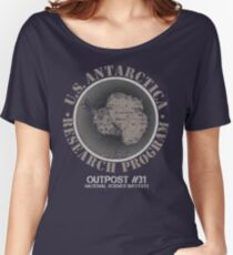 OUTPOST 31! Women's Relaxed Fit T-Shirt
