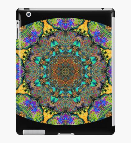 Barnie Paw Prints Kaleidescope 12 iPad Case/Skin