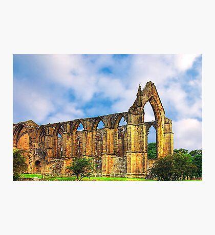 Bolton Abbey North Yorkshire Photographic Print