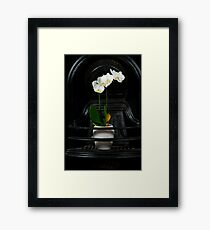 Orchidaceous  Framed Print