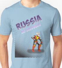 Heroic Russia Unisex T-Shirt
