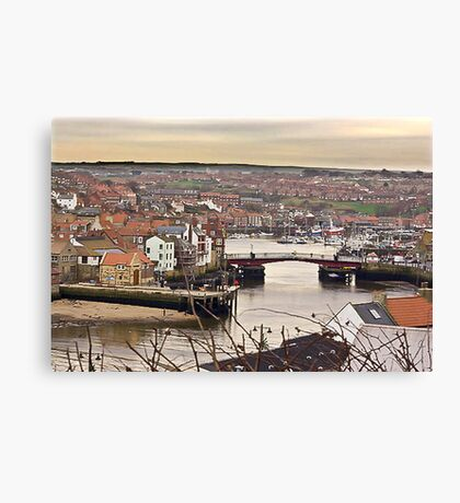 Whitby - North Yorkshire Canvas Print