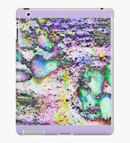 Paw Prints Vibrant Colours iPad Case/Skin