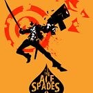 Ace of Spades: Shoot first, ask later by Simon Sherry