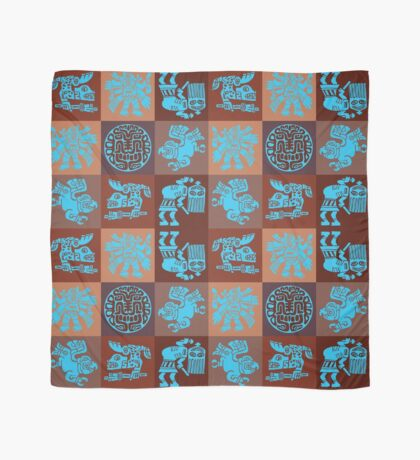 Inca Warriors Dance Scarf